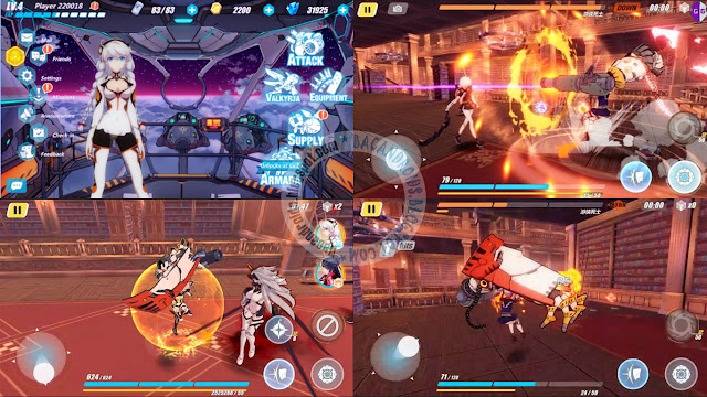 Hinkai Impact 3 Apk Terbaru English Version Global