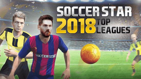 Download Soccer Star 2018 Top Leagues Mod Apk Unlimited Money