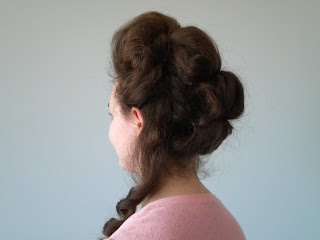 up dos hair styles hair styles classic georgian hairstyle 4444
