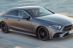 2019 Mercedes-Benz CLS Is All New, Debuts Straight-Six