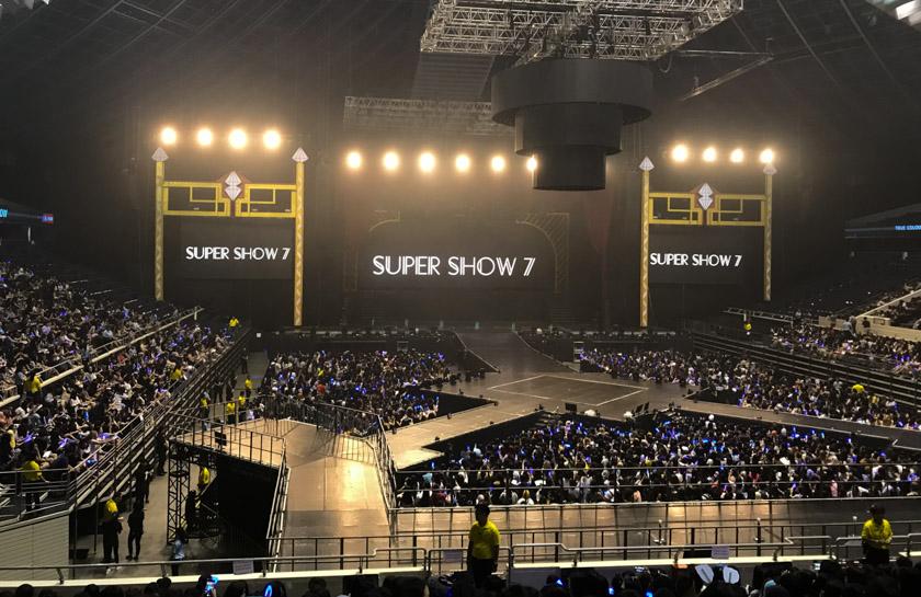 alessandravanessa: Super Junior Super Show 7 2018