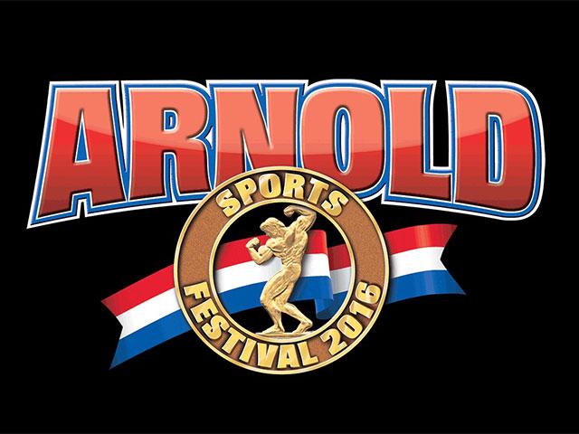 Arnold Sports Festival 2016. Foto: Reprodução