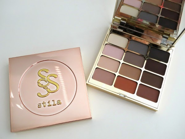 Stila 20th anniversary limited edition eyeshadow palettes