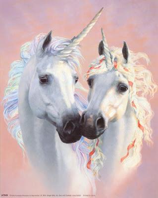 Dos unicornios