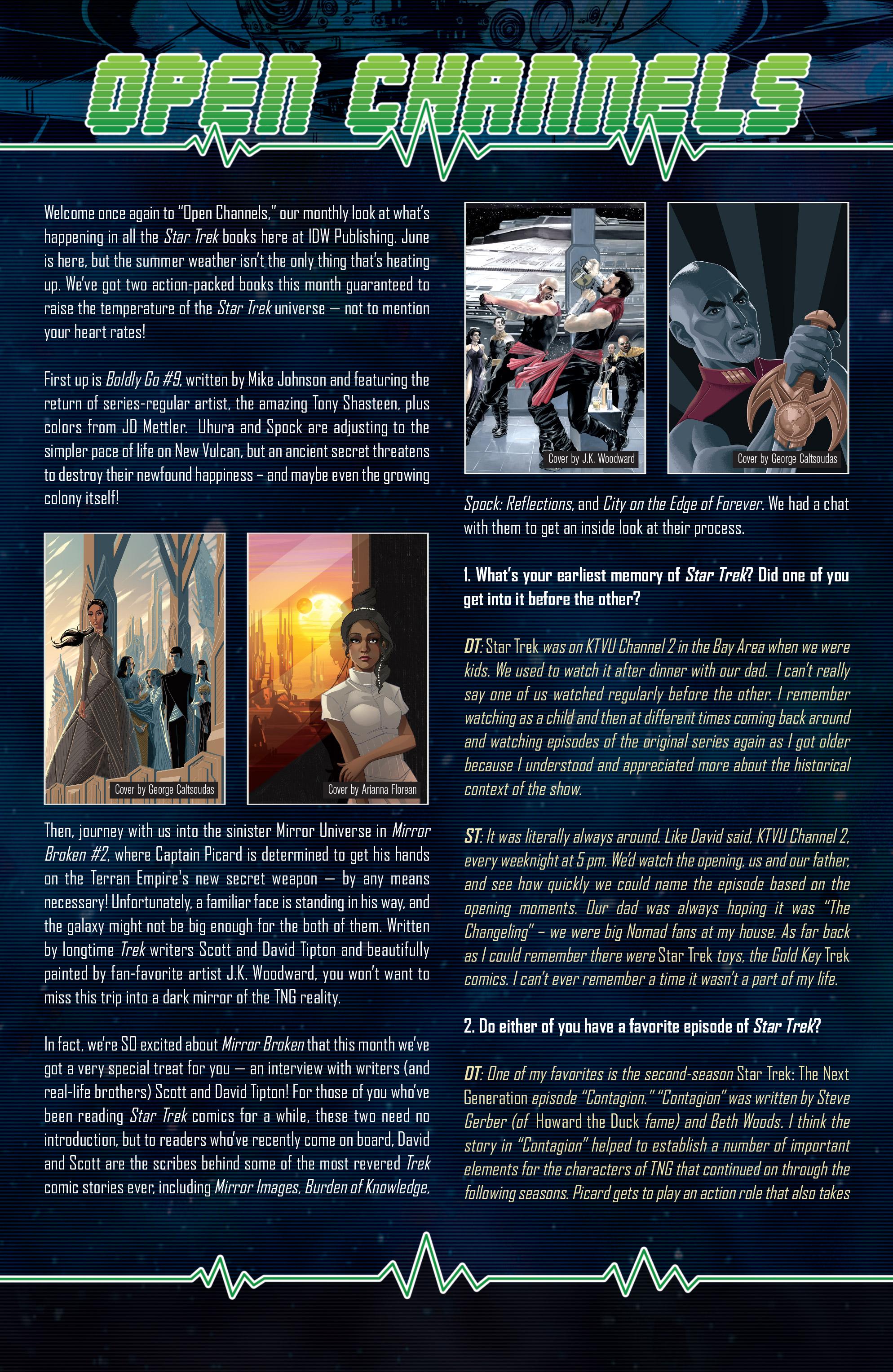 Read online Star Trek: Boldly Go comic -  Issue #9 - 23