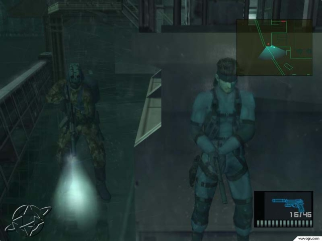 Metal Gear Solid 2 Substance [PC Full]