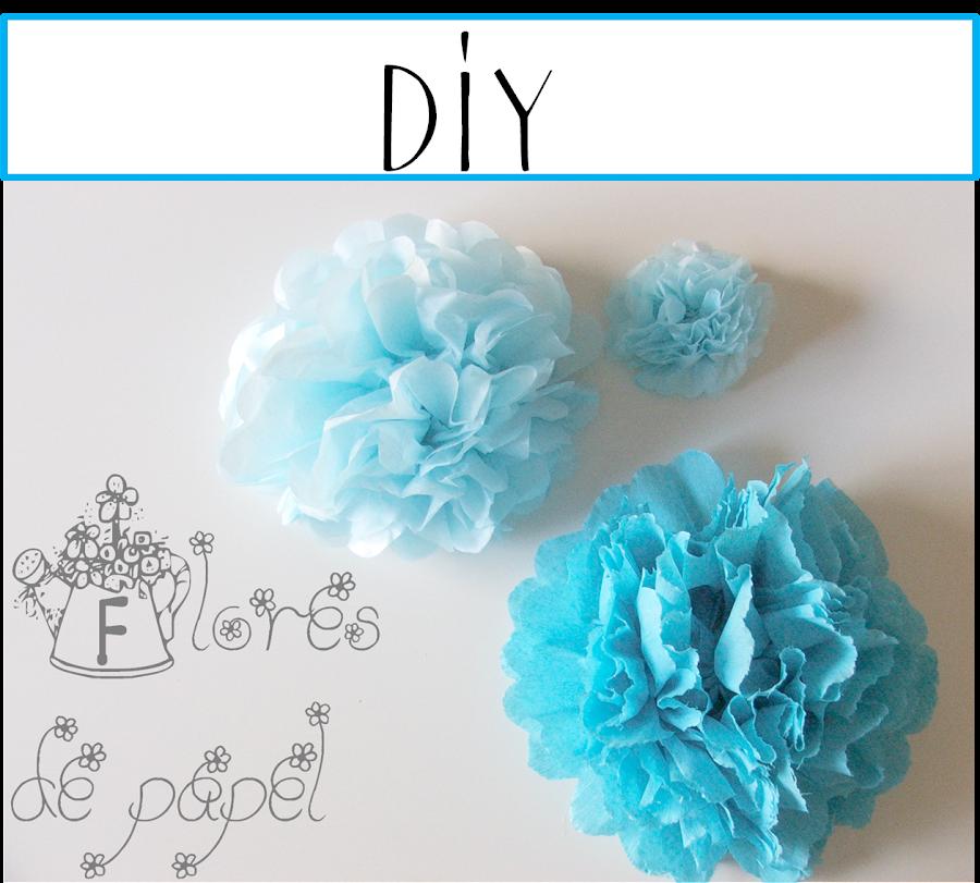 Aprende a hacer estas flores paso a paso con este tutorial