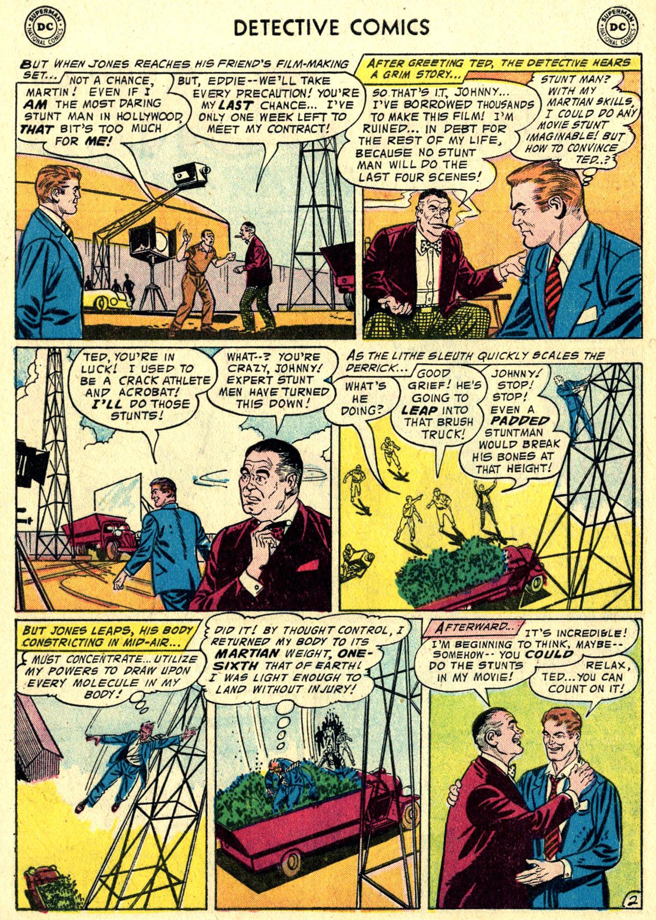Read online Detective Comics (1937) comic -  Issue #244 - 28