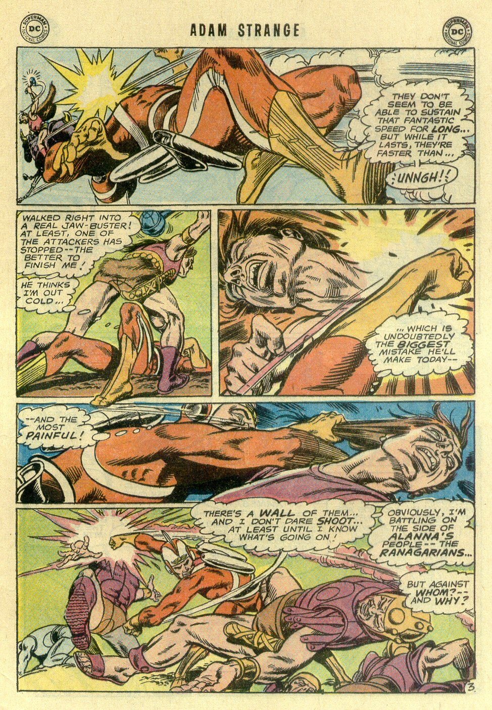 Strange Adventures (1950) issue 222 - Page 5