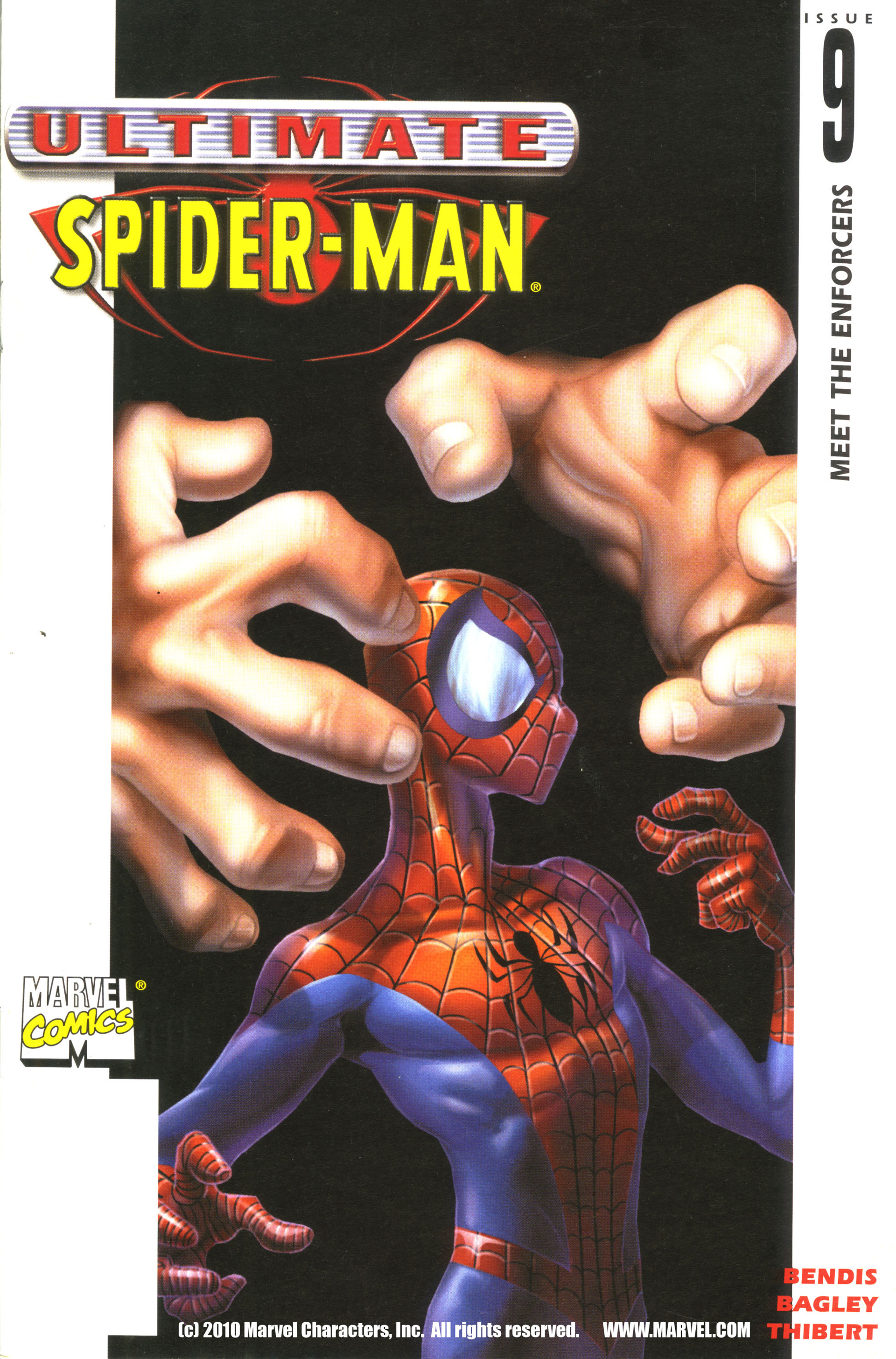Ultimate Spider-Man (2000) 9 Page 1