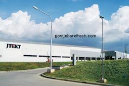 Lowongan Kerja Pabrik PT. JTEKT Indonesia 2018