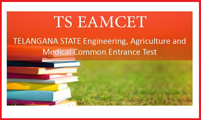Ts Eamcet 2016 - Telagana State Engineering , Agriculture And Medical Common Entrance Test