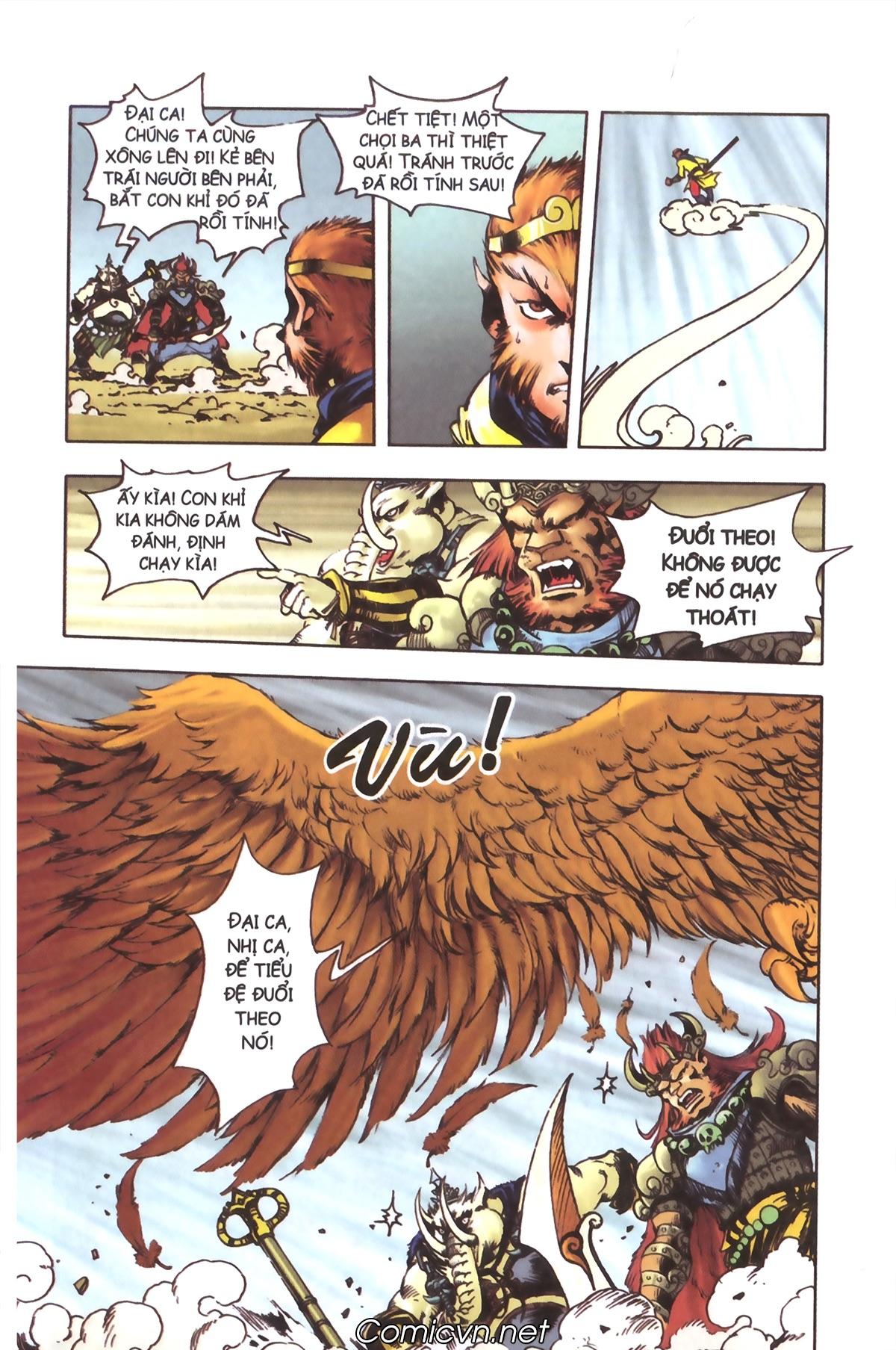 Tây Du Ký màu - Chapter 122 - Pic 27