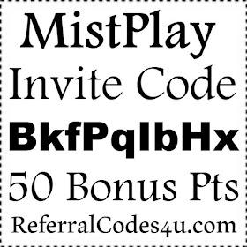 Mistplay App Reviews Invite Codes 2017 Referral
