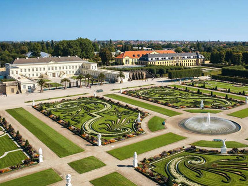 Khám phá 'những khu vườn vương giả' giữa lòng châu Âu -8