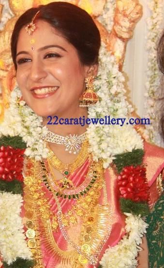 Swetha Mohan Wedding Jewellery Jewellery Designs