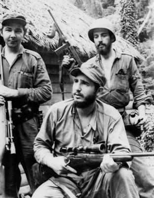 Fidel Castro Sierra Maestra