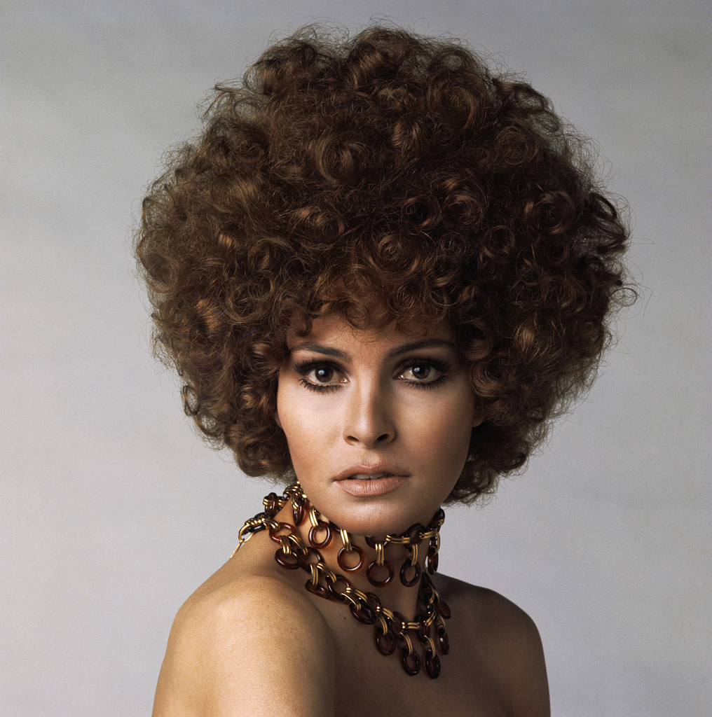 GREAT ACTRESSES Raquel Welch
