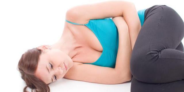 cara mengobati sakit perut secara alami