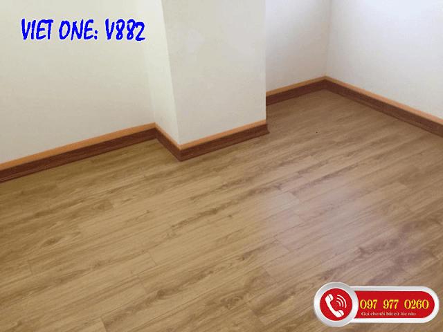 Sàn gỗ Việt One V882