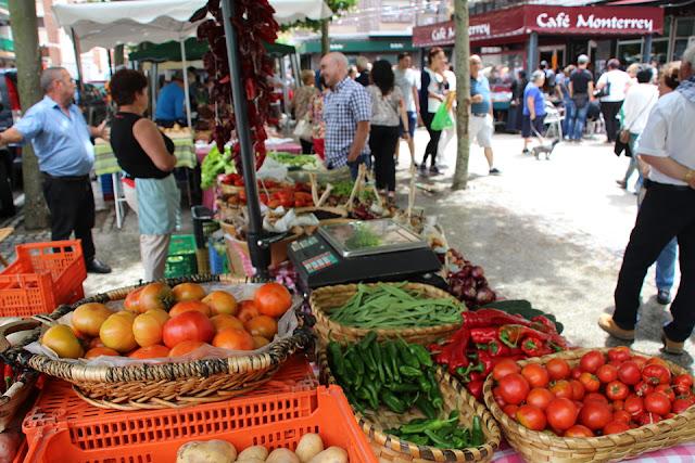 Feria agrícola de Retuerto