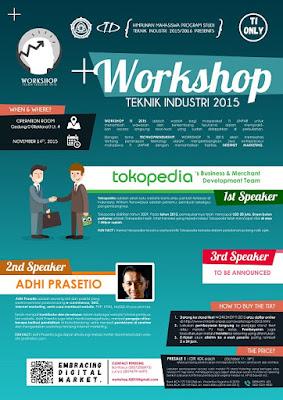 10 Contoh Desain Poster Seminar Keren