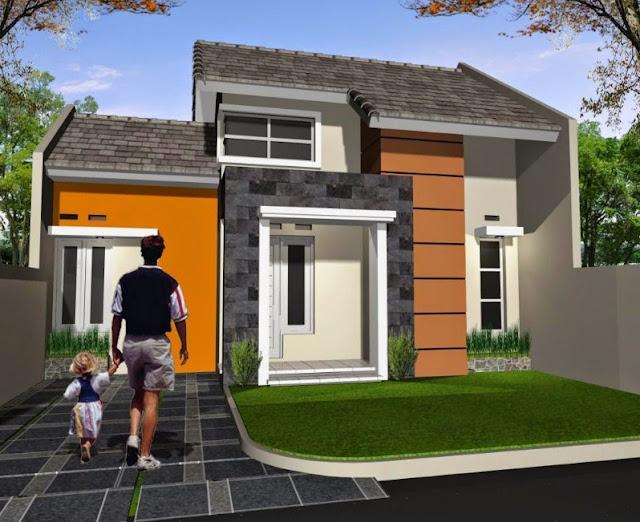 rumah minimalis sederhana type 36 surabaya