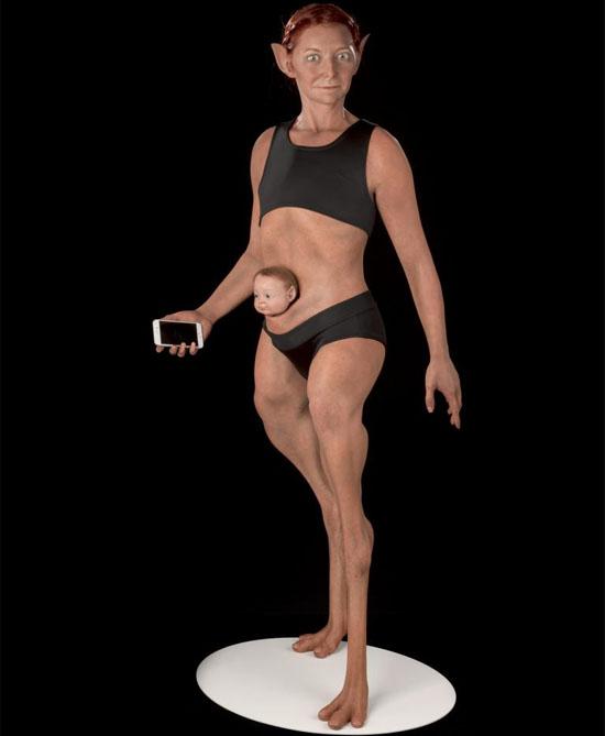 Super-humano perfeito - cientista cria modelo de 'Mulher-Maravilha' revolucionária - Img 2