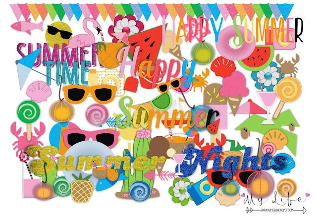 scrap, digital, png, fondos, summer, verano, descargar, gratis, powerpoint