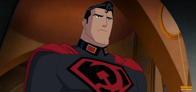 Crítica: Superman - Entre a Foice e o Martelo
