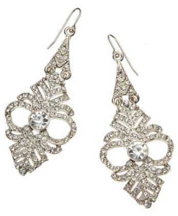 Sophia Chandelier earrings: $23