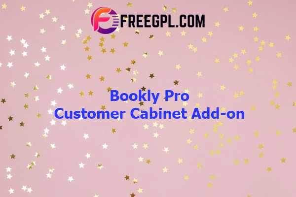 Bookly Pro Customer Cabinet Add-on Nulled Download Free