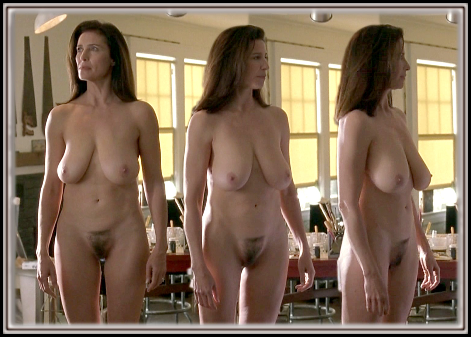 Sophie naked sexy french maiden