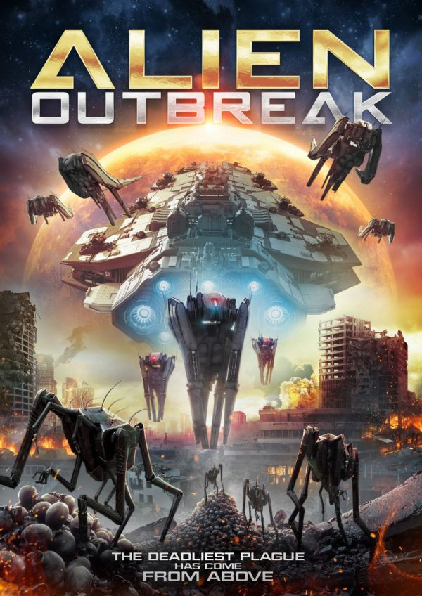 Alien Outbreak (2020) English HDRip Download