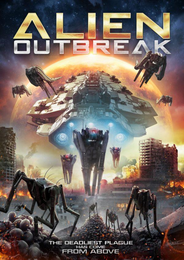 Alien Outbreak 2020 English 350MB HDRip ESubs Download