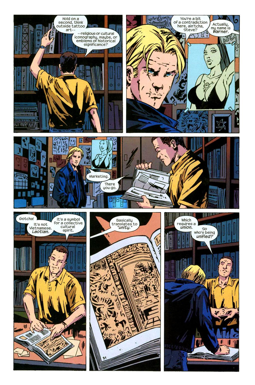 Hawkeye (2003) Issue #2 #2 - English 22