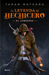 La leyenda del hechicero. El aprendiz