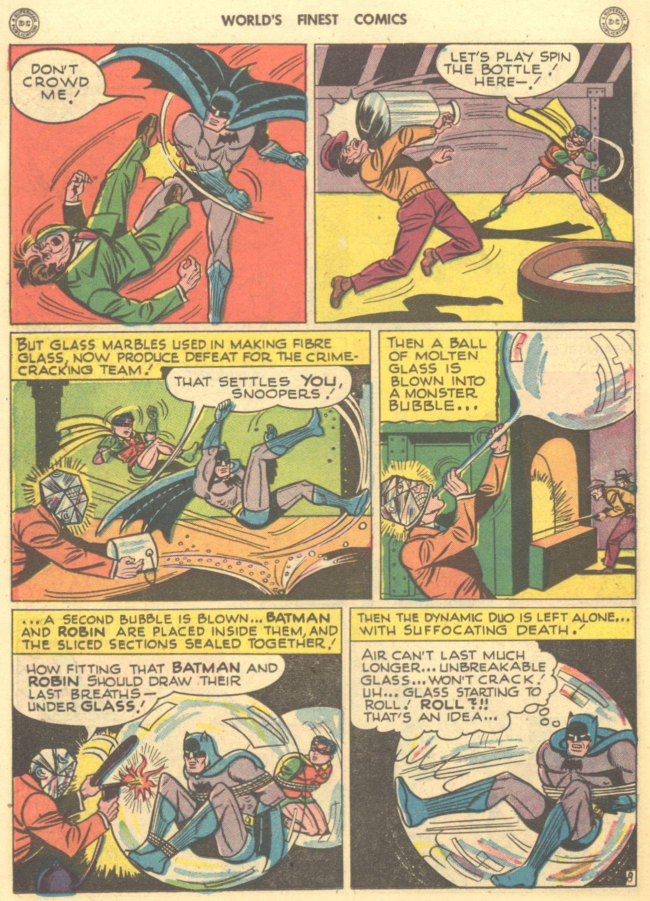 Read online World's Finest Comics comic -  Issue #28 - 67