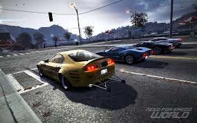 Need For Speed World Free Download For PC