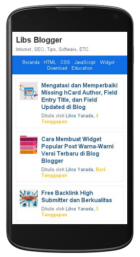 libs-blogger-mobile