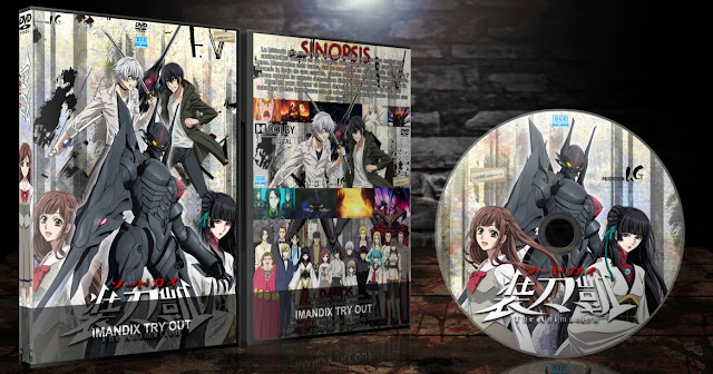 Sword Gai The Animation | Ver.02 | Cover DVD |