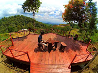 Pesona Puncak (Bukit) Kejora Ngadirenggo, Wlingi Blitar