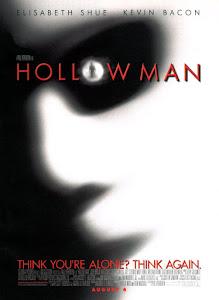 Hollow Man Poster