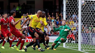 Watford vs Liverpool 3 - 3 Video Gol & Highlights