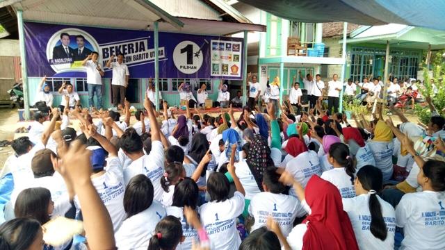 Pangku Raya Akan Ditingkatkan Statusnya Menjadi Desa