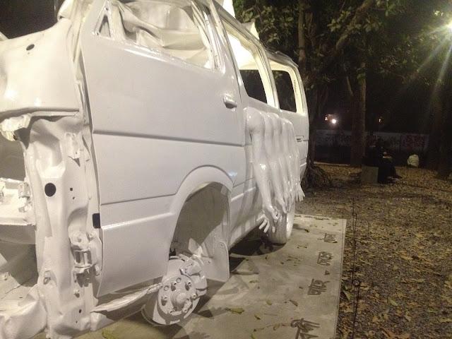 Vehicle Sculpture