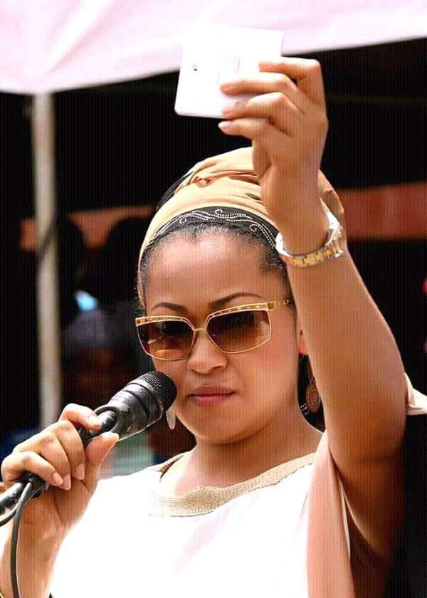 Natasha Akpoti Involved In Ghastly Accident Road Accident - Yakubu Oseni React