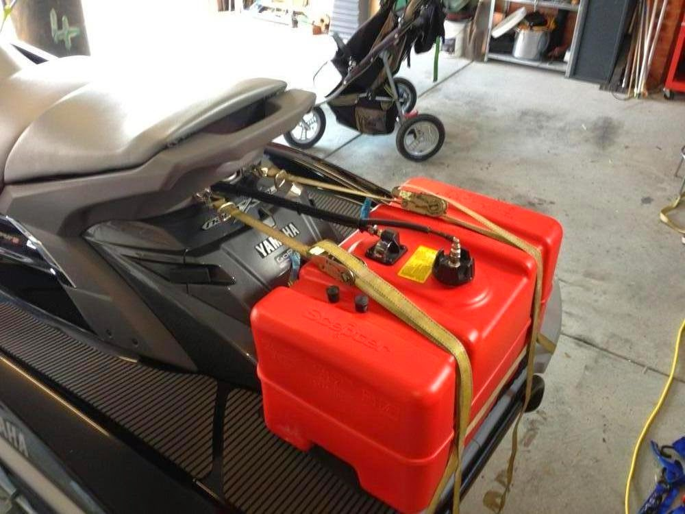 Replacement Ski Doo Fuel Spout Can