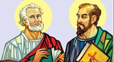 Thánh Phêrô và Phaolô là những người đồng hành với chúng ta trên nẻo đường tìm kiếm Thiên Chúa