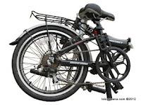 20 Inch FoldX Instinct Folding Bike